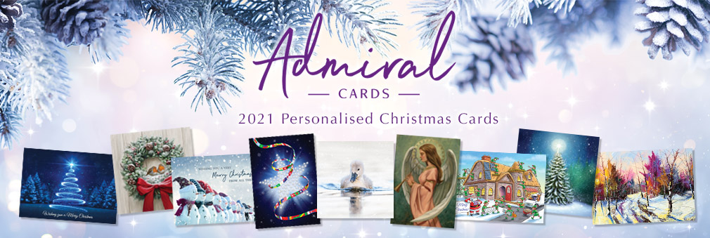 Welcome Back to Admiral Cards