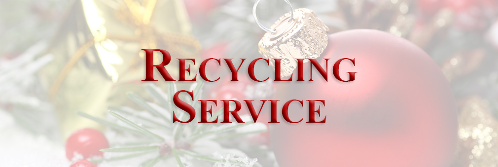 Card Recycling Service