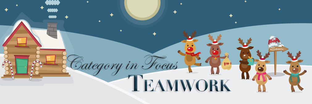 Category in Focus: Teamwork